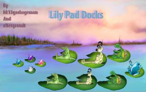 Lily Pad by bk13garbageman