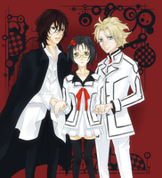 Request : Vampire Knight by iMii-s