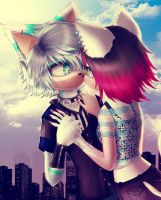 Let Me Be With You. by Aritasum