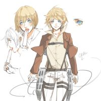 Armin by stephcral