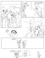 .:Short Comic 18- First Kiss:. by Nardhwen