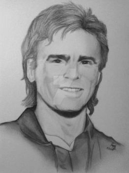 Richard Dean Anderson - MacGyver by Shhburd