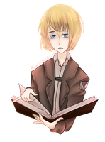 Sunchild Armin by Jellygraphic