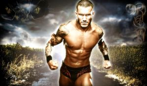 WWE Randy Orton Cool Wallpaper by Gogeta126