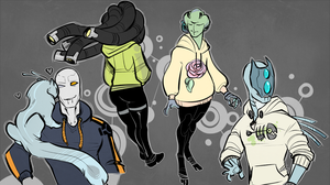 Sweater Weather by RobotGuts