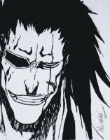 Kenpachi by artdragonslayer