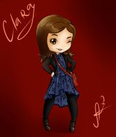Clara chibi by Miss-Alex-Aphey