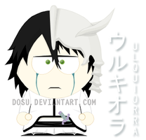 Ulquiorra's Goin 2 South Park by Dosu