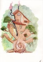 Snaily House by ThreeLeaves