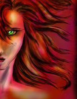 Lady Fire by equusferus