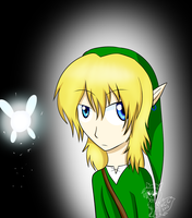 Link by CaffeineCoated