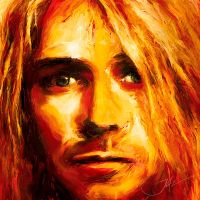 Kurt Cobain 2 by JALpix