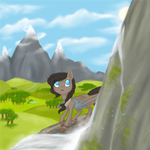 Mountain by MysticMistSong