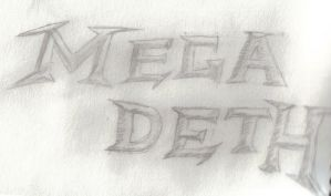 .: Megadeth :. by Icesis