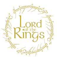 Lord of the Rings LOGO by haleyhss