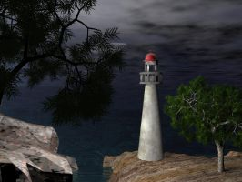 light_house by archizero