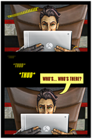 Five Nights at Handsome Jack's - #1 by PrincessBloodyMary