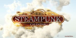 Steampunk-calendar-project-color-big by maciejfrolow