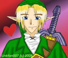 Link, the love of my life by Linkfan007
