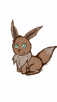 eevee by Jazwind