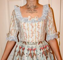 Rococo cutsew by zeloco