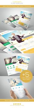 Corporate Flyer Vol.2 by hoanggiang12