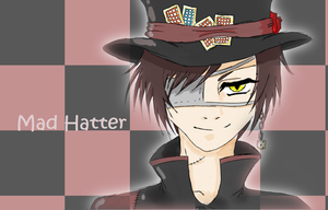 mad hatter by ToxicalKiss
