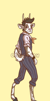 Keith Donner by CeilingCow