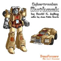 Cybertronian Outback by TF-The-Lost-Seasons