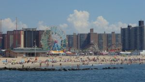 Coney Island by wizardelfgirl