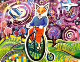 FoxCycle by hyronomous