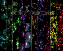 Anthrax Bubble C4D Pack #1 by Anthrax817