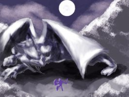 Dragon's Lair 2nd Stage by Stovie
