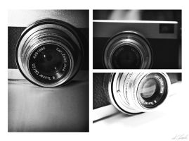 old camera by Luxxs