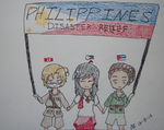 Philippines Disaster Relief (Hetalia) by cicialexa