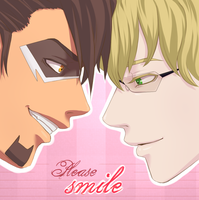 Please smile by Evil---Angel