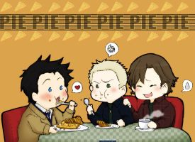 SPN- Pie...is good by Oune