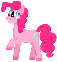 Pinkie Pie by ForeshadowART