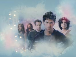 Stargate Atlantis Group by glittersprite