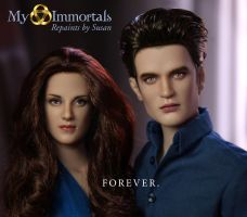 Edward and Bella...Forever by my-immortals