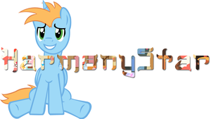 Request: Pony behind the name HarmonyStar by Names-Tailz