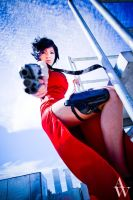 Ada Wong- Resident Evil by Vera-Chimera