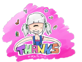 Thanks by kazumitakashi