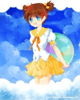 Summer Clouds by 5kanae5