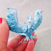 Anivia figure by Thekawaiiod