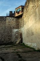 Eastern State Penitentiary - The Yard by noir