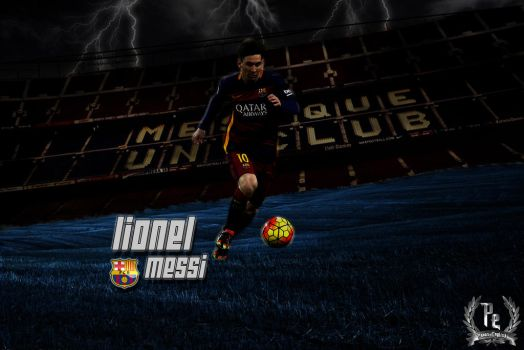 Lionel Messi by PanosEnglish