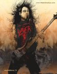 Tom Araya by thefreshdoodle