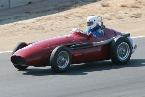 Maserati 250f by Atmosphotography