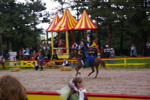 Joust by Midnight-Bard